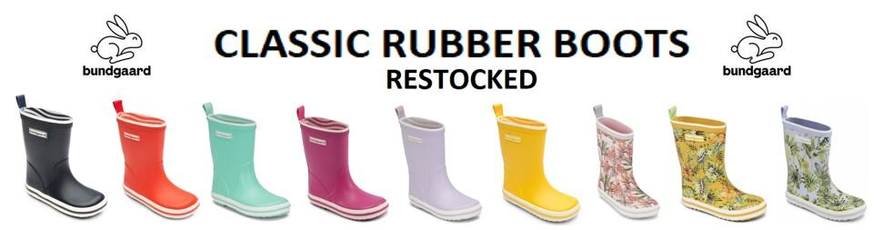 Rubber boots Classic on stock