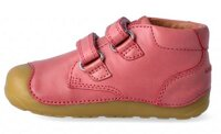Barefoot prewalkers shoes Bundgaard Petit Velcro Soft Rose