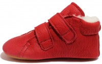 Barefoot shoes Froddo Prewalkers Winter Red