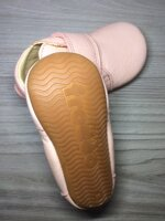Barefoot Froddo Prewalkers first shoes Pink