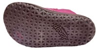 Winter barefoot shoes  Jonap with membrane B5SV red wine SLIM