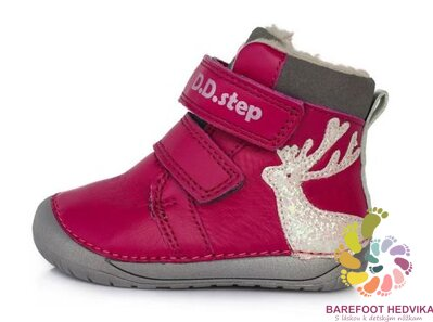 D.D. Step Dark Pink 070-755 zimné