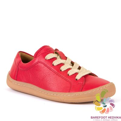 Froddo Barefoot Lace Red