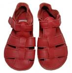 Baby Bare Sandal New Red