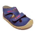 Fare Bare prewalkers sandals Blue