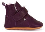 Froddo Prewalkers Winter Boots Purple